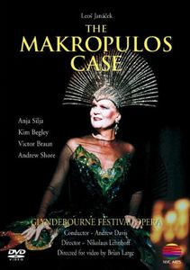 L'affaire Makropoulos [Import]
