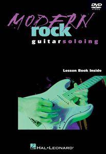 Modern Rock Guitar Soloing