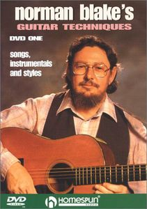 Norman Blake's Guitar Techniques: Volume 1