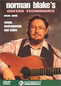 Norman Blake's Guitar Techniques: Volume 1