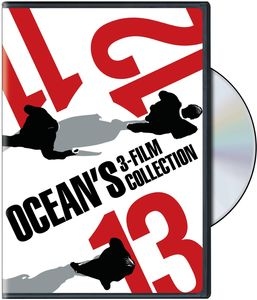 Ocean's 3-Film Collection (Ocean's Eleven /  Ocean's Twelve /  Ocean's Thirteen)