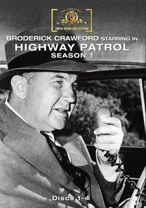 Highway Patrol: Season 1 , Broderick Crawford