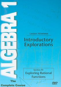 Introductory Explorations