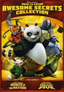 Kung Fu Panda: Awesome Secrets Collection