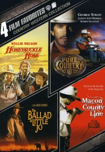 4 Film Favorites: Country Western Collection