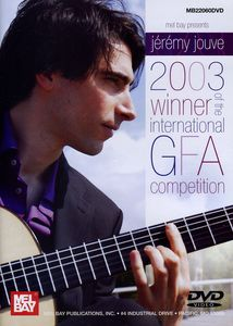 2003 Winner of the Intl. Gfa Competition