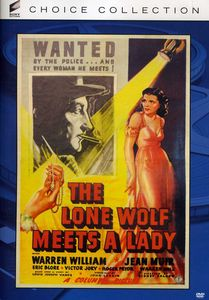 The Lone Wolf Meets a Lady