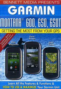 Garmin Montana 600 650 650T