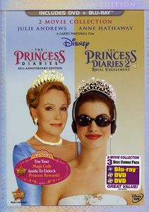 The Princess Diaries: 10th Anniversary Edition 2-Movie Collection , Anne Hathaway