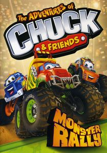 The Adventures of Chuck & Friends: Monster Rally