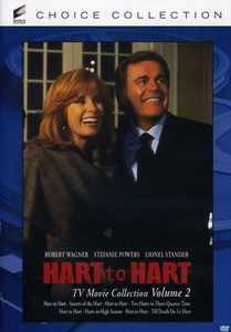 Hart to Hart TV Movie Collection: Volume 2