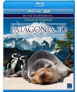 Patagonia 3D-Part 1 3D [Import]