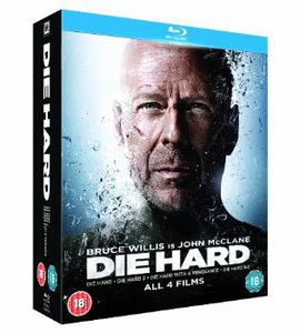 Die Hard Quadrilogy [Import]