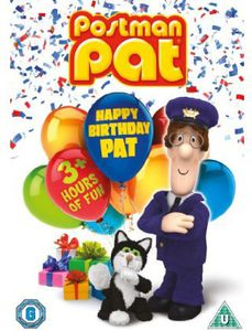 Happy Birthday Postman Pat [Import]