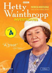 Hetty Wainthropp Investigates: Series 4