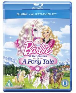 Barbie & Her Sisters in a Pony Tale (Blu+Uv) [Import]
