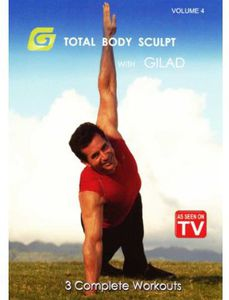 Gilad: Total Body Sculpt: Volume 4