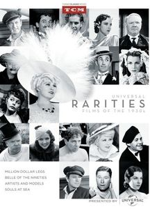 Universal Rarities: Films Of The 1930's