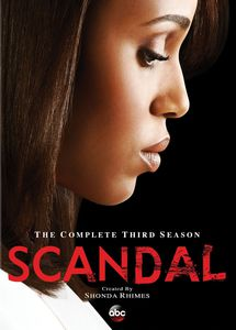 Scandal: The Complete Third Season