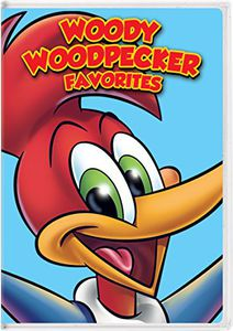 Woody Woodpecker Favorites