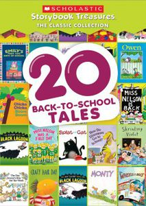 20 Back-to-School Tales: Scholastic Storybook