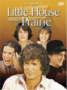 Little House on the Prairie: Season 5 [Import]