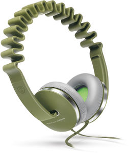 Innowave WV100050 Headphones (Olive)