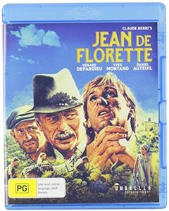 Jean de Florette (Blu-Ray) [Import]