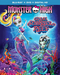 Monster High: Great Scarrier Reef