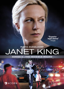Janet King: Series 2 - The Invisible Wound , Marta Dusseldorp