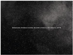 Bigbang World Tour Final in Seoul [Import]