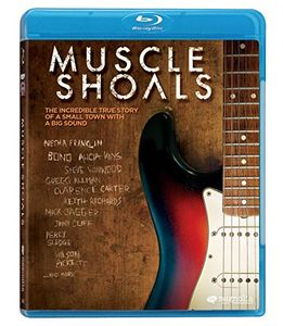 Muscle Shoals Documentary With Bonus Material