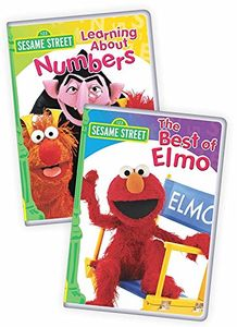 Sesame Street: Best Of Elmo/ Learning About Numbers