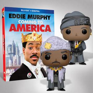 Coming To America Blu-ray Bundle