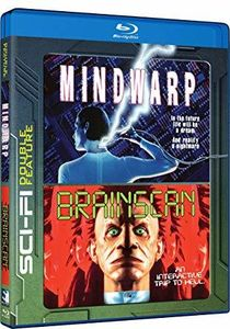 Mindwarp & Brainscan: Double Feature
