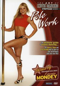 Striptease Series: Pole Work
