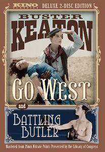 Battling Butler /  Go West