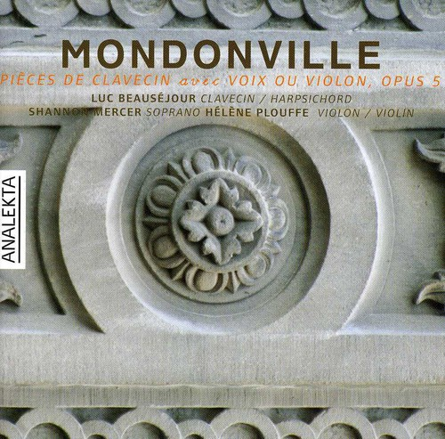 Pieces for Harpsichord /  Sonata 4