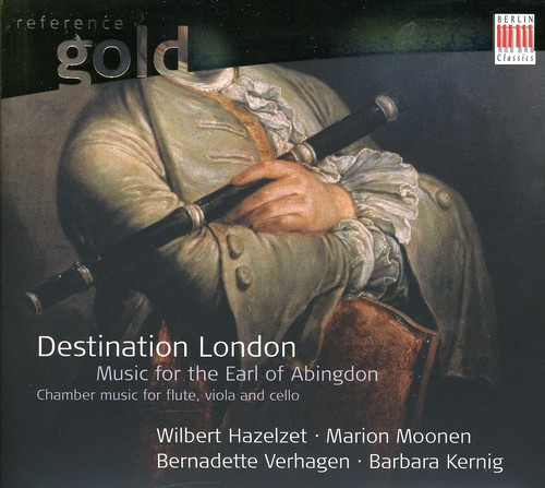 Destination London: Music of the Earl of Abingdon