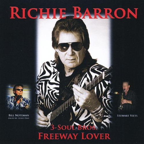 Richie Barron: Freeway Lover 3-Soul-Bros.