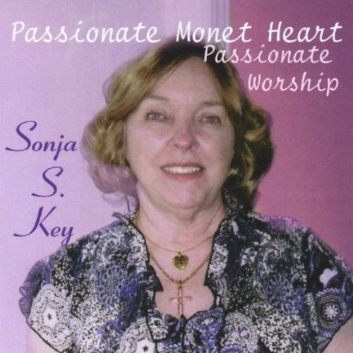 Passionate Monet Heart