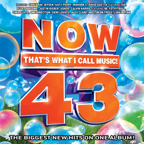 Various Artists-Now, Vol. 43: That's What I Call Music