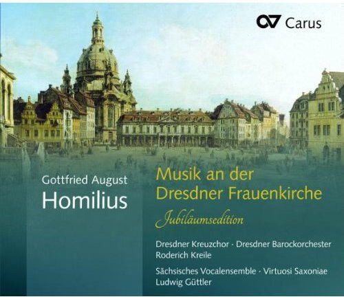 Music at Frauenkirche Dresden