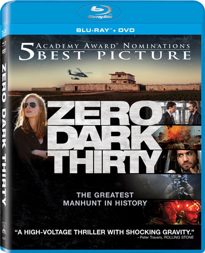 Zero Dark Thirty [Blu-ray/DVD] [UltraViolet]