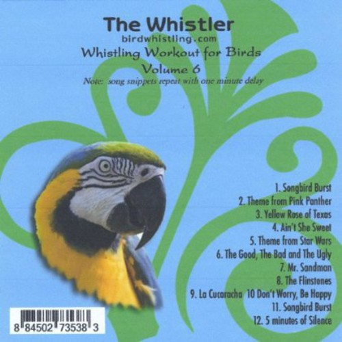 Whistler's Whistling Workout for Birds 6