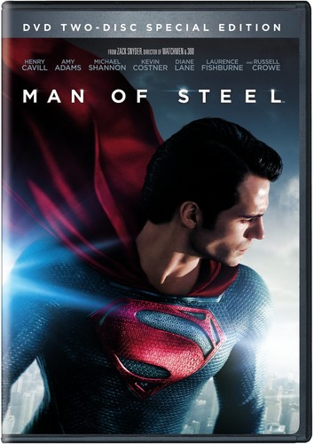 Man of Steel [Special Edition] [2 Discs] [UltraViolet]