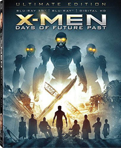 X-Men: Days of Future Past [3D/2D] [Blu-ray]