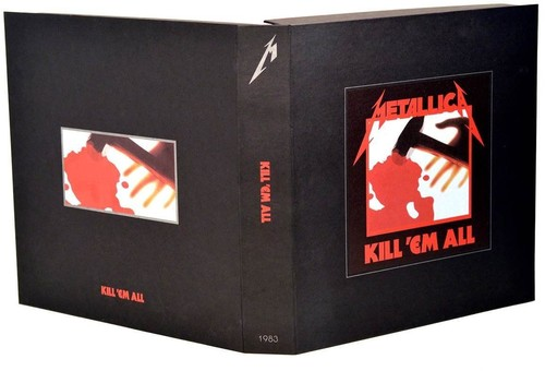 Kill Em All (Deluxe Box Set)