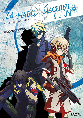 Aoharu X Machinegun