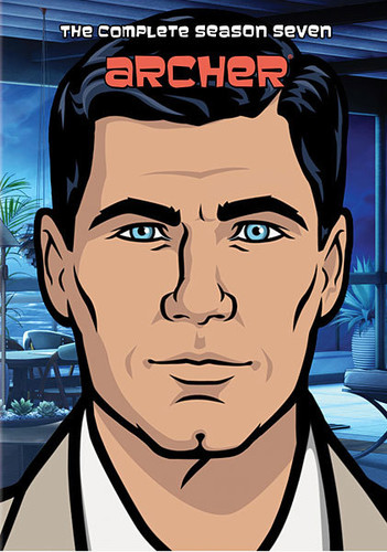Archer: The Complete Season Seven